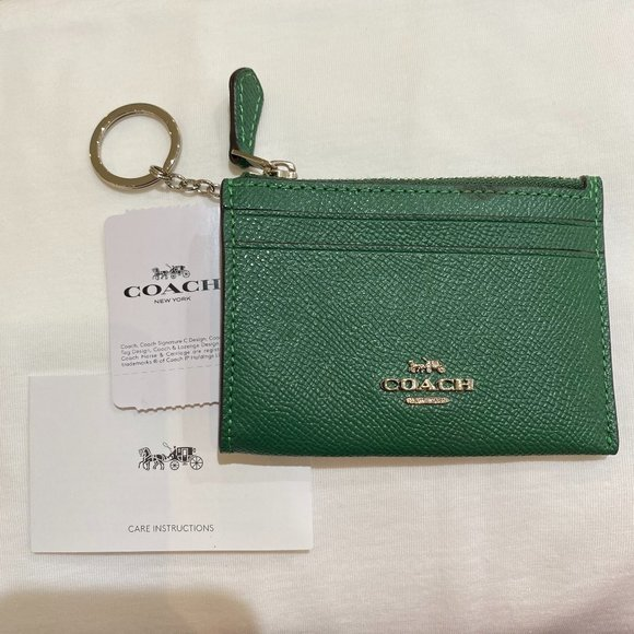New Coach Card Wallet/ ID Case